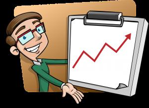 presentation, statistic, boy