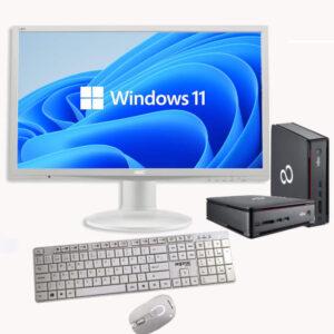 Todo en uno» Fujitsu Esprimo Q920 |Intel i5-4690T